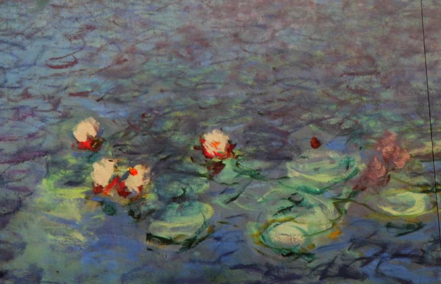 Garten Monet Giverny