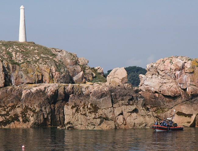 Bretagne Insel Île de Bréhat: Wassersport.