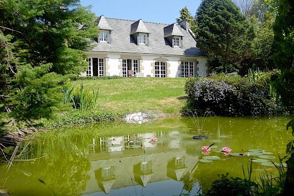 Ferienhaus Frankreich am Meer Bretagne St. Yoles Land 4 Personen