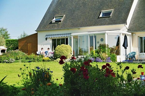 Ferienhaus Frankreich am Meer Bretagne Grande Coquille 10 Personen