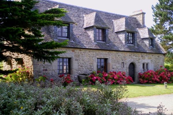 Ferienhaus Frankreich am Meer Bretagne in Locquirec 10 Personen
