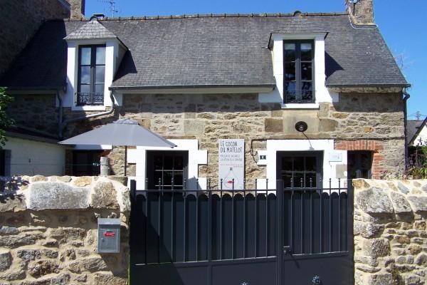 Ferienhaus Frankreich am Meer Bretagne Le cOcOn du Matelot 4 Personen