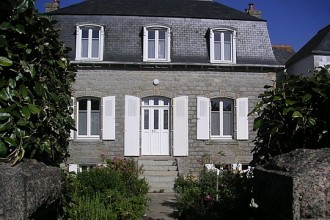 Ferienhaus Frankreich am Meer Bretagne Les Troenes 4 Personen
