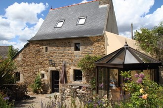 Bretagne-Urlaub im Ferienhaus TyCoz 4 Personen
