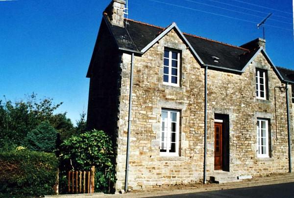 Natursteinhaus in der Bretagne zu verkaufen
