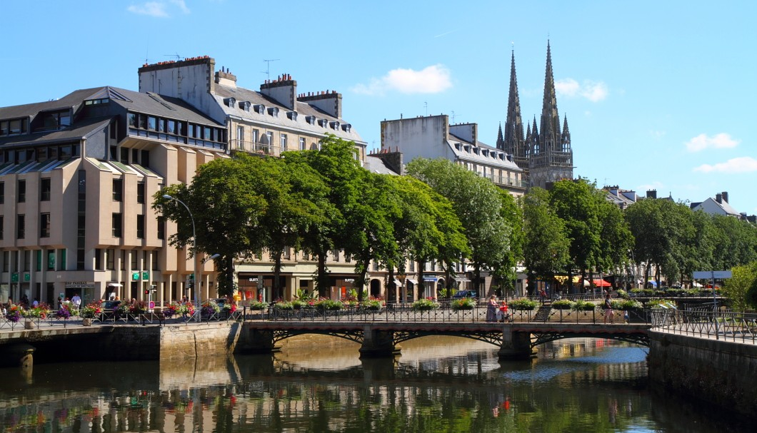 Photo Ville De Quimper