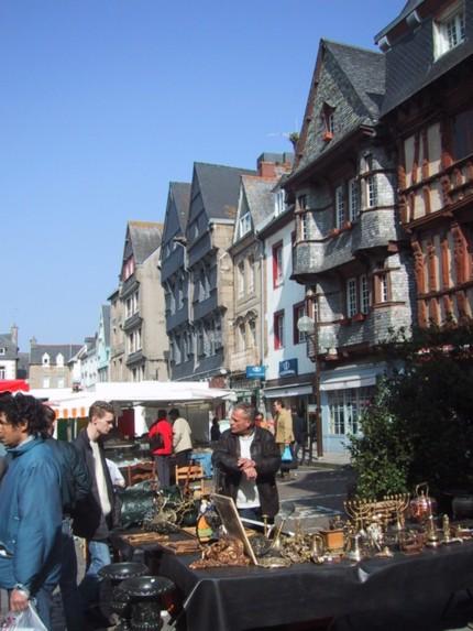 Bretagne reise ins argoat fotos und kommentare - Comptoir metallurgique de bretagne lannion ...